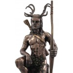 Herne the Hunter Horned Forest God Statue at Mystic Convergence Metaphysical Supplies, Metaphysical Supplies, Pagan Jewelry, Witchcraft Supply, New Age Spiritual Store