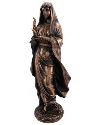 Hestia Greek Goddess of the Hearth and Home Statue Mystic Convergence Metaphysical Supplies Metaphysical Supplies, Pagan Jewelry, Witchcraft Supply, New Age Spiritual Store