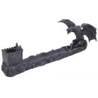 Castle Dragon Incense Burner