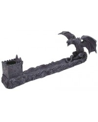 Castle Dragon Incense Burner Mystic Convergence Metaphysical Supplies Metaphysical Supplies, Pagan Jewelry, Witchcraft Supply, New Age Spiritual Store