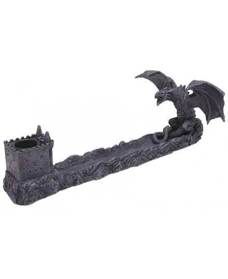 Castle Dragon Incense Burner at Mystic Convergence Metaphysical Supplies, Metaphysical Supplies, Pagan Jewelry, Witchcraft Supply, New Age Spiritual Store