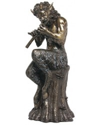 Baccchus Greek God of Nature Satyr Statue Mystic Convergence Metaphysical Supplies Metaphysical Supplies, Pagan Jewelry, Witchcraft Supply, New Age Spiritual Store