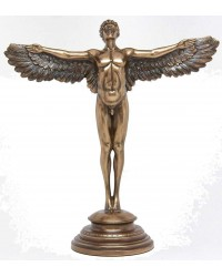 Rising Day Angel Bronze Statue Mystic Convergence Metaphysical Supplies Metaphysical Supplies, Pagan Jewelry, Witchcraft Supply, New Age Spiritual Store