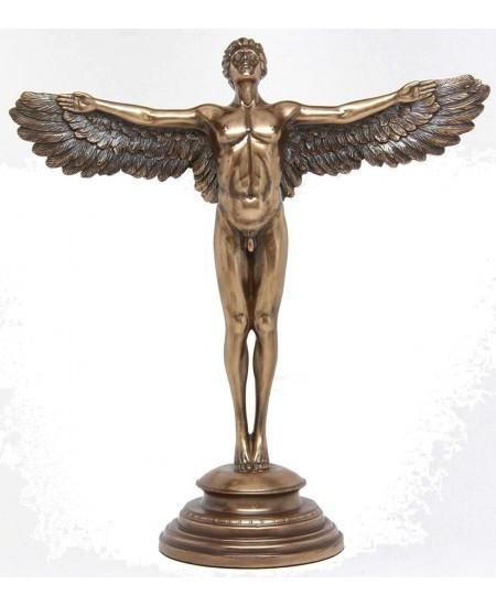 Rising Day Angel Bronze Statue