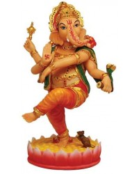 Dancing Ganesha Hindu God Statue Mystic Convergence Metaphysical Supplies Metaphysical Supplies, Pagan Jewelry, Witchcraft Supply, New Age Spiritual Store