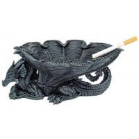 Winged Dragon Ashtray