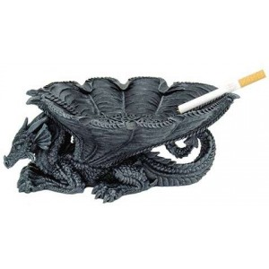 Winged Dragon Ashtray Mystic Convergence Wiccan Supplies, Pagan Jewelry, Witchcraft Supplies, New Age Store