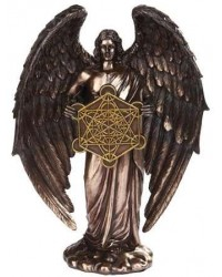 Metatron Archangel Bronze Finish Statue Mystic Convergence Metaphysical Supplies Metaphysical Supplies, Pagan Jewelry, Witchcraft Supply, New Age Spiritual Store