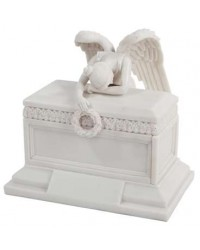 Angel of Bereavement Memorial Keepsake Urn