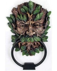 Greenman Forest God Door Knocker Mystic Convergence Metaphysical Supplies Metaphysical Supplies, Pagan Jewelry, Witchcraft Supply, New Age Spiritual Store