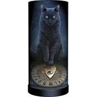 Masters Voice Black Cat Lamp