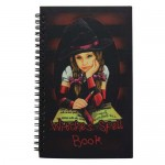 Matilda Little Witch Blank Spell Book at Mystic Convergence, Wiccan Supplies, Pagan Jewelry, Witchcraft Supplies, New Age Store