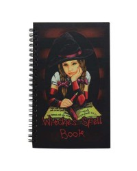 Matilda Little Witch Blank Spell Book Mystic Convergence Metaphysical Supplies Metaphysical Supplies, Pagan Jewelry, Witchcraft Supply, New Age Spiritual Store