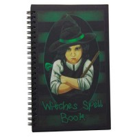 Tabitha Little Witch Blank Spell Book