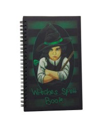 Tabitha Little Witch Blank Spell Book Mystic Convergence Wiccan Supplies, Pagan Jewelry, Witchcraft Supplies, New Age Store