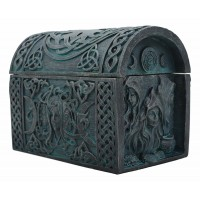 Maiden, Mother, Crone Triple Goddess Altar Box