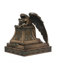 Mourning Angel Bronze Keepsake Memorial Urn Mystic Convergence Metaphysical Supplies Metaphysical Supplies, Pagan Jewelry, Witchcraft Supply, New Age Spiritual Store