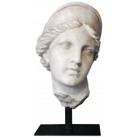 Aphrodite Greek Goddess of Love Bust