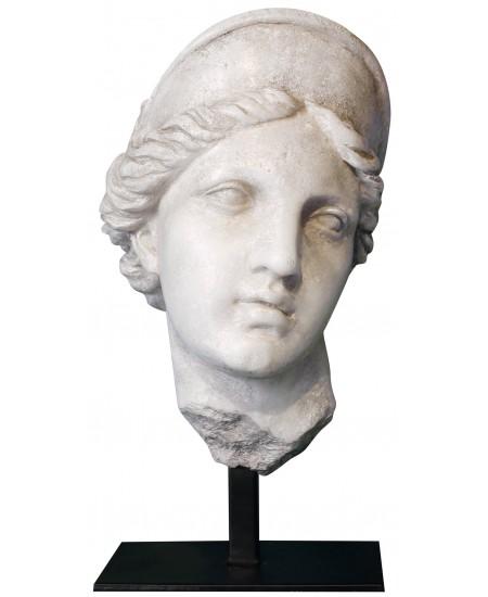 Aphrodite Greek Goddess of Love Bust