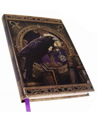 Talisman Raven Embossed Journal Mystic Convergence Wiccan Supplies, Pagan Jewelry, Witchcraft Supplies, New Age Store