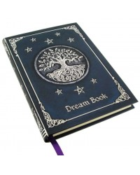 Tree of Life Embossed Dream Journal Mystic Convergence Wiccan Supplies, Pagan Jewelry, Witchcraft Supplies, New Age Store