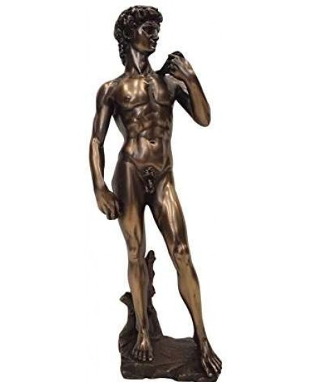 David by Michelangelo Classical Art Statue at Mystic Convergence Metaphysical Supplies, Metaphysical Supplies, Pagan Jewelry, Witchcraft Supply, New Age Spiritual Store