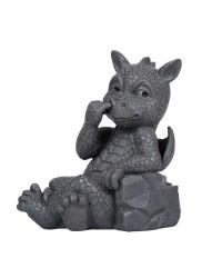 Nose Picker Dragon Garden Statue Mystic Convergence Metaphysical Supplies Metaphysical Supplies, Pagan Jewelry, Witchcraft Supply, New Age Spiritual Store