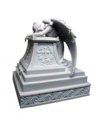 Mourning Angel Memorial Urn Mystic Convergence Metaphysical Supplies Metaphysical Supplies, Pagan Jewelry, Witchcraft Supply, New Age Spiritual Store