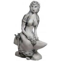 Brigid Goddess of the Hearth Small Statue