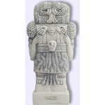 Coatlique, Aztec Goddess of Life, Death, and Rebirth Statue at Mystic Convergence Metaphysical Supplies, Metaphysical Supplies, Pagan Jewelry, Witchcraft Supply, New Age Spiritual Store