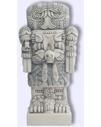 Coatlique, Aztec Goddess of Life, Death, and Rebirth Statue Mystic Convergence Metaphysical Supplies Metaphysical Supplies, Pagan Jewelry, Witchcraft Supply, New Age Spiritual Store