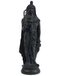 Greek Isis Holding Sistrum Statue Mystic Convergence Metaphysical Supplies Metaphysical Supplies, Pagan Jewelry, Witchcraft Supply, New Age Spiritual Store