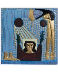 Nuit Egyptian Sky Goddess Plaque