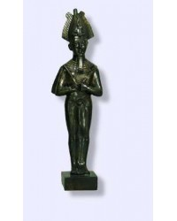 Osiris Egyptian God Statue Mystic Convergence Magical Supplies Wiccan Supplies, Pagan Jewelry, Witchcraft Supplies, New Age Store
