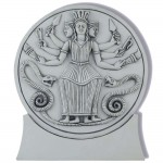 Roman Hecate Triple Goddess Statue or Plaque at Mystic Convergence Metaphysical Supplies, Metaphysical Supplies, Pagan Jewelry, Witchcraft Supply, New Age Spiritual Store