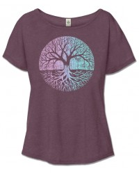 Tree of Life Relaxed Fit Top Mystic Convergence Metaphysical Supplies Metaphysical Supplies, Pagan Jewelry, Witchcraft Supply, New Age Spiritual Store