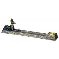 Anubis Egyptian Dog Incense Burner