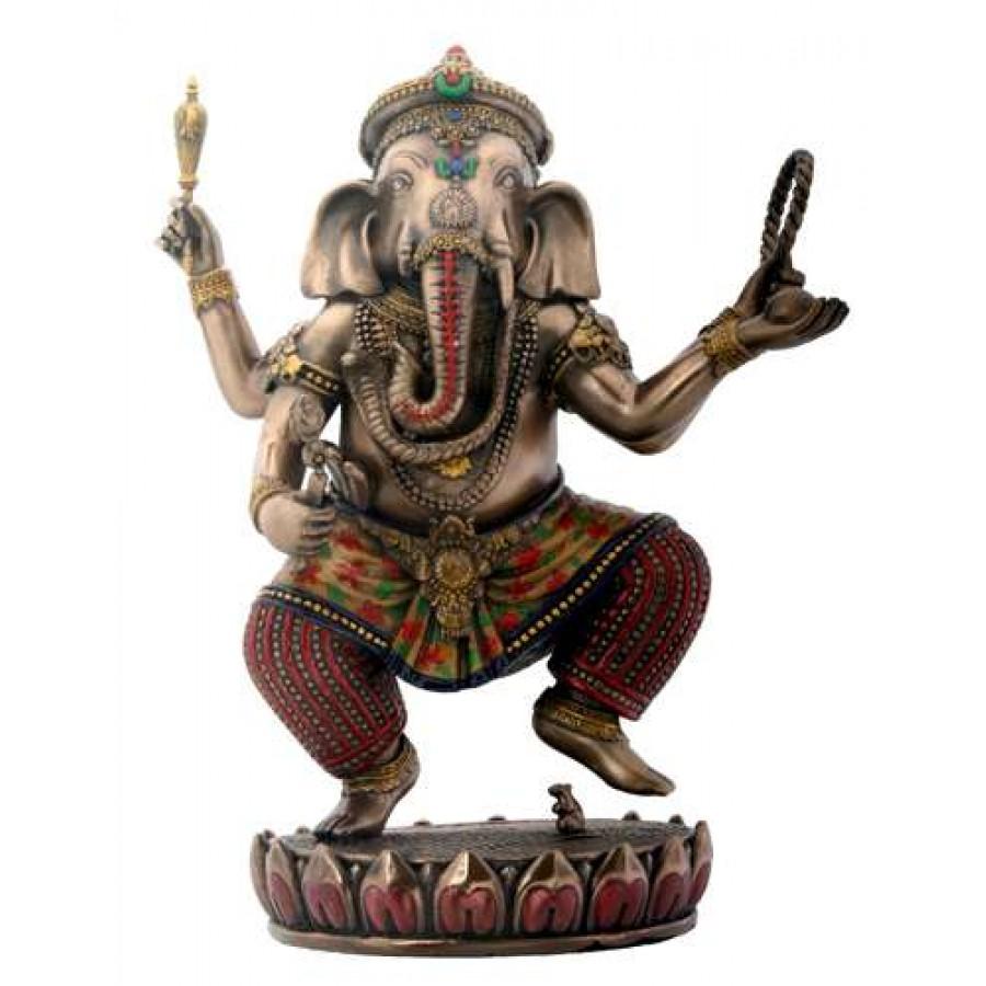 Image result for ganesha bronze statue