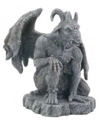 The Guardian Gargoyle Statue Mystic Convergence Metaphysical Supplies Metaphysical Supplies, Pagan Jewelry, Witchcraft Supply, New Age Spiritual Store