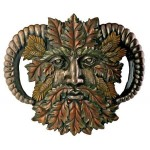 Greenman Fall Wall Plaque at Mystic Convergence, Wicca Supplies, Pagan Jewelry, Witchcraft Supply, New Age Magick