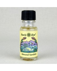 Almond Sandelo Herbal Oil Blend Mystic Convergence Metaphysical Supplies Metaphysical Supplies, Pagan Jewelry, Witchcraft Supply, New Age Spiritual Store