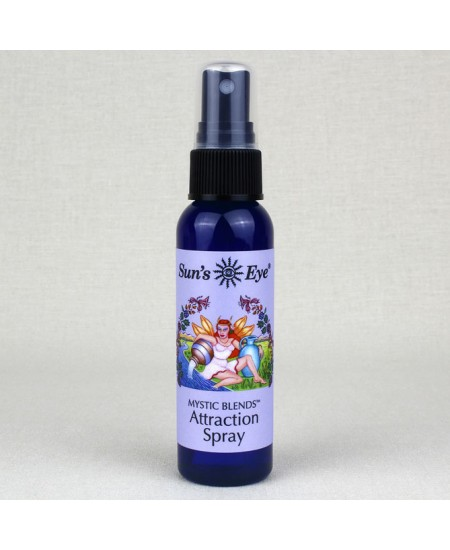 Attraction Spray Mist at Mystic Convergence Metaphysical Supplies, Metaphysical Supplies, Pagan Jewelry, Witchcraft Supply, New Age Spiritual Store