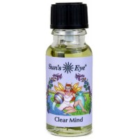Clear Mind Mystic Blends Oils