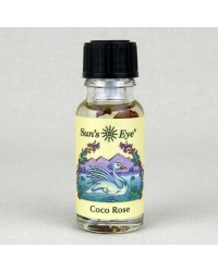 Coco Rose Herbal Oil Blend Mystic Convergence Metaphysical Supplies Metaphysical Supplies, Pagan Jewelry, Witchcraft Supply, New Age Spiritual Store