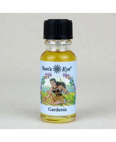 Gardenia Oil Blend at Mystic Convergence Metaphysical Supplies, Metaphysical Supplies, Pagan Jewelry, Witchcraft Supply, New Age Spiritual Store