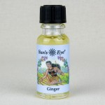 Ginger Oil at Mystic Convergence Metaphysical Supplies, Metaphysical Supplies, Pagan Jewelry, Witchcraft Supply, New Age Spiritual Store