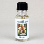 Hekate Goddess Oil at Mystic Convergence Metaphysical Supplies, Metaphysical Supplies, Pagan Jewelry, Witchcraft Supply, New Age Spiritual Store