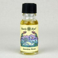 Jasmine Rose Herbal Oil Blend