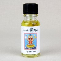 Quan Yin Goddess Oil