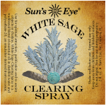 White Sage Clearing Spray Mist at Mystic Convergence Metaphysical Supplies, Metaphysical Supplies, Pagan Jewelry, Witchcraft Supply, New Age Spiritual Store